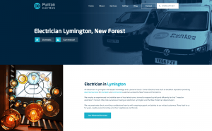 Trusted Electrician in Lymington