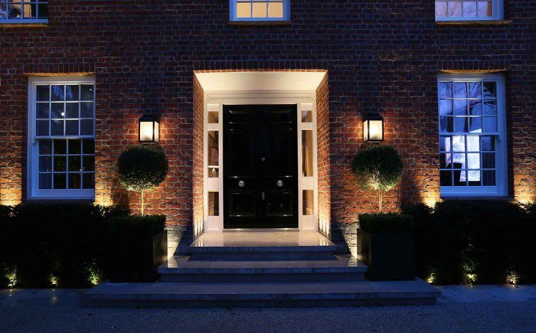 Front Door Lighting ideas