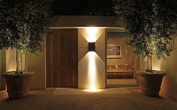 Front Door Lighting Ideas 3